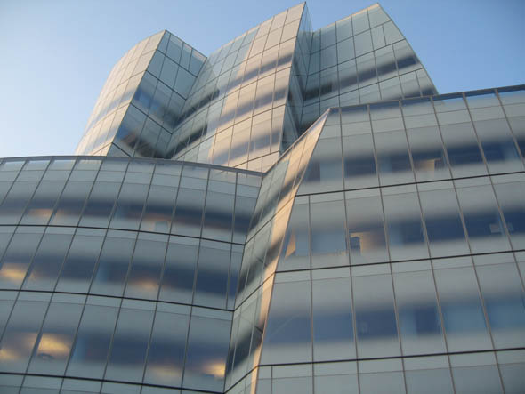 2007 – IAC Headquarters, New York