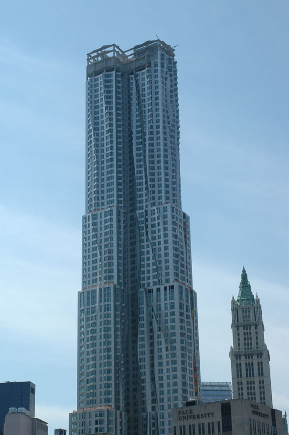 2010 – Beekman Tower, New York