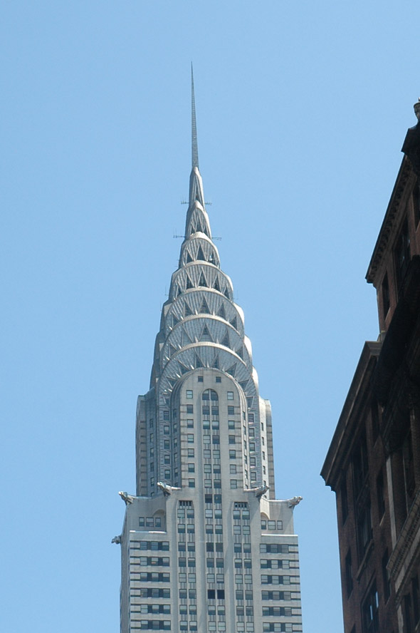 1929 – Chrysler Building, New York