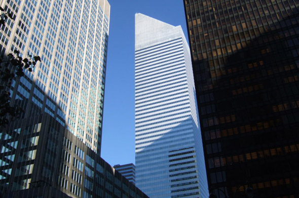 1977 – Citigroup Center, New York