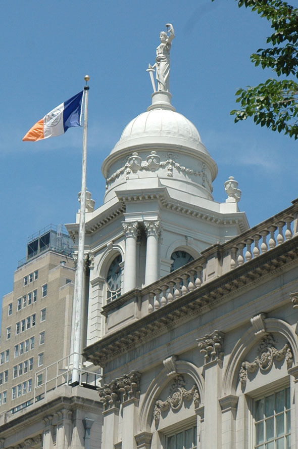 1812 – City Hall, New York
