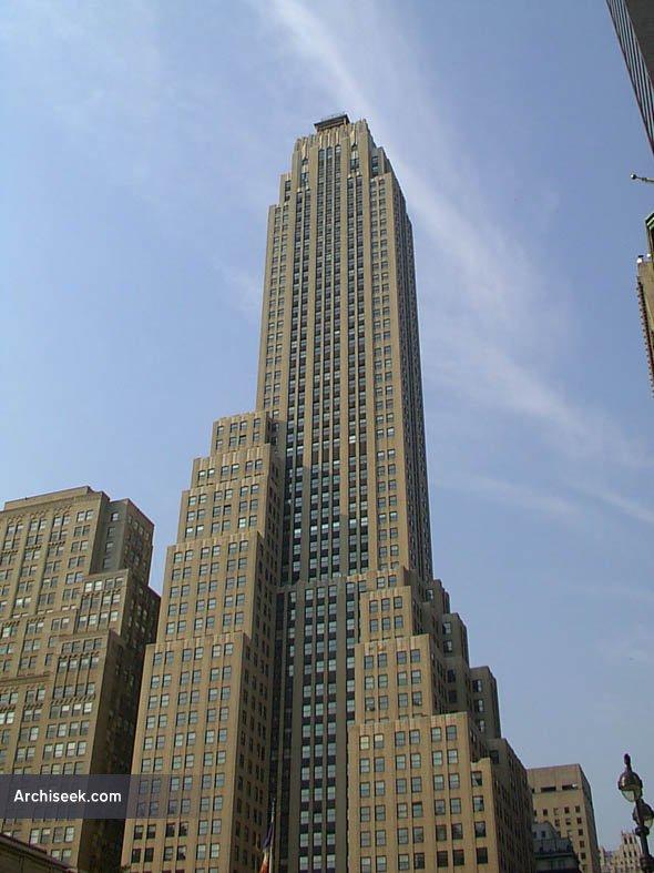 1931 empire state building new york archiseek irish architecture