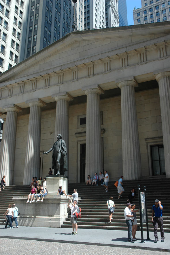 1842 – Federal Hall National Memorial, New York