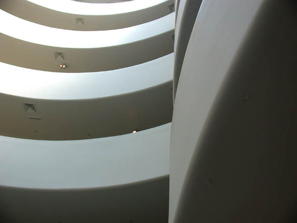 1959 – Solomon R. Guggenheim Museum
