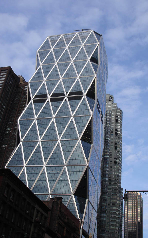 2006 – Hearst Tower, New York