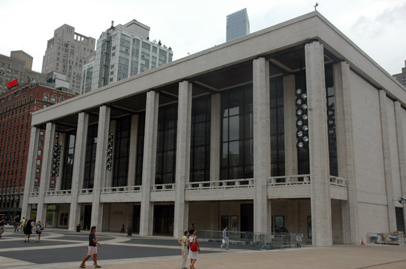 1964 – David H. Koch Theater, Lincoln Center, New York