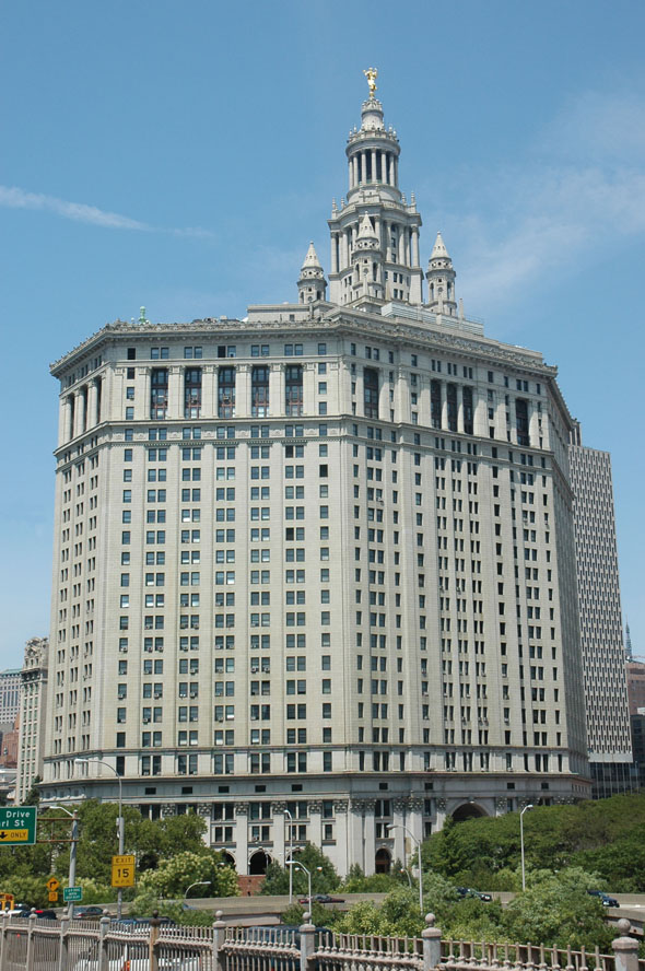 1912 – Municipal Building, New York