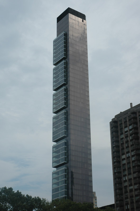 2008 &#8211; One Madison Park, New York