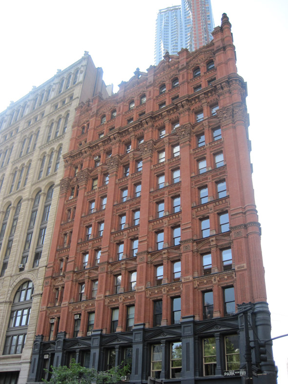 1886 – Potter Building, New York