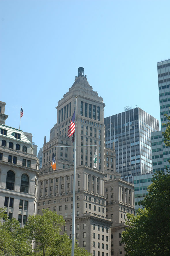 1922 – Standard Oil Building, New York