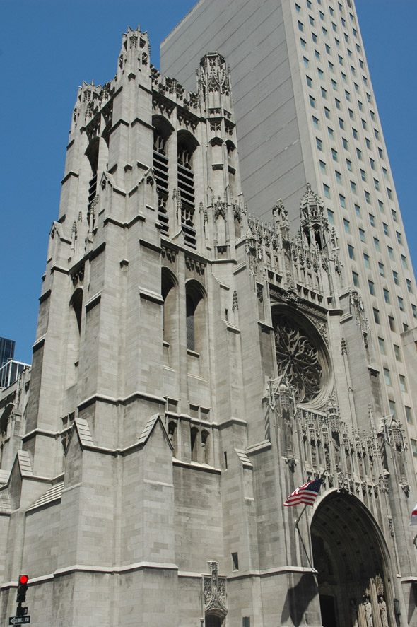 1913 – St. Thomas Church, New York