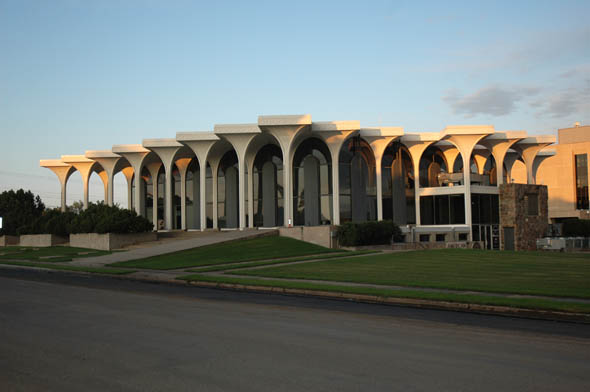 1965 &#8211; Manhattan Building, Bismarck, North Dakota