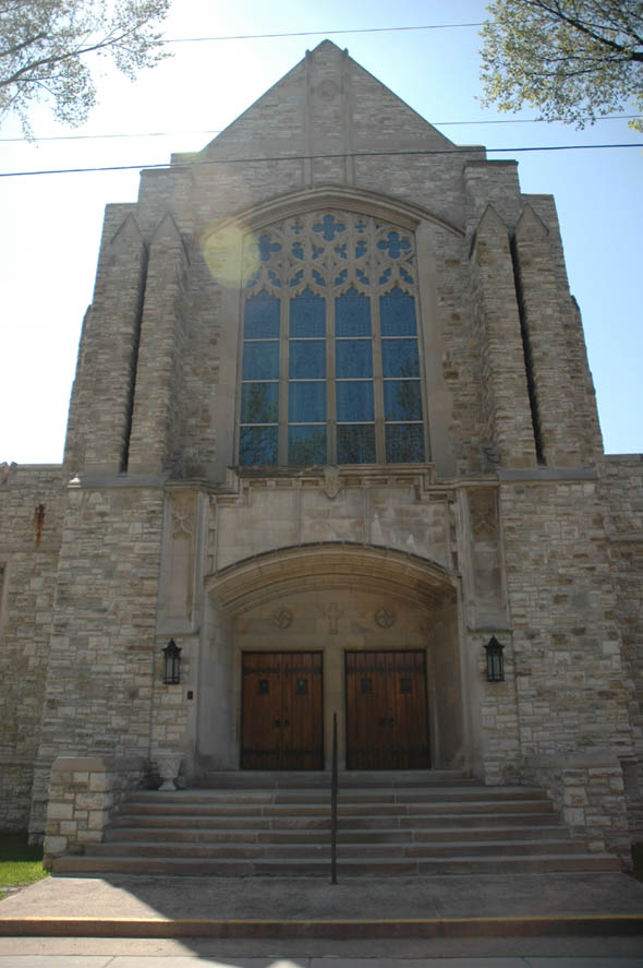1929 &#8211; First Presbyterian Church, Fargo, North Dakota