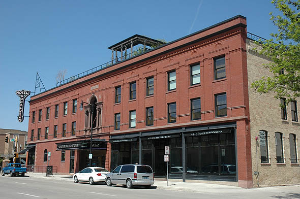 1894 – Donaldson Hotel, Fargo, North Dakota