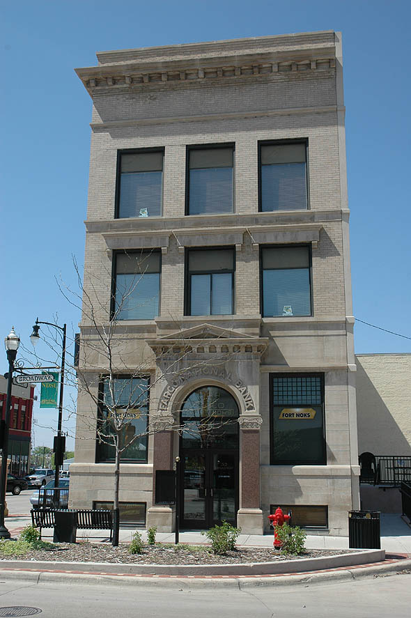1911 – Fargo National Bank, Fargo, North Dakota