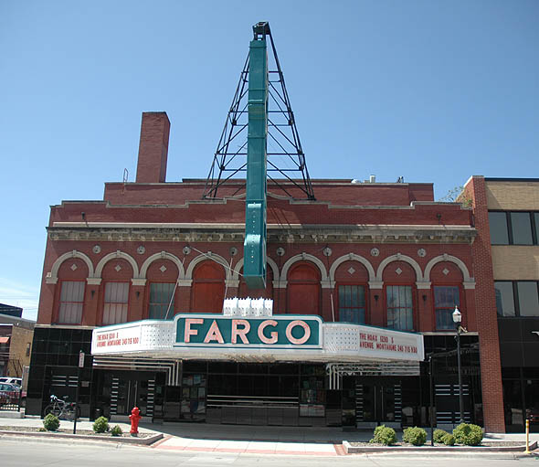 1926 – Fargo Theatre, Fargo, North Dakota