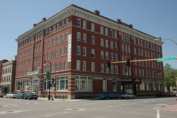 1908 – Gardner Hotel, Fargo, North Dakota