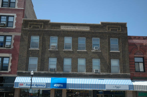 1914 – Lowman Block, Fargo, North Dakota