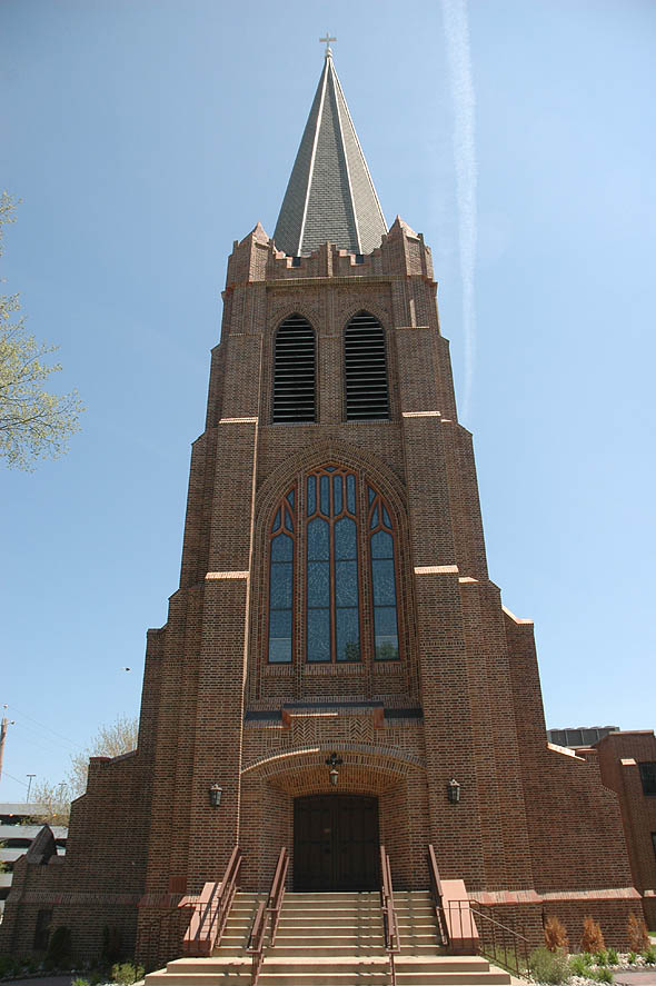 1919 &#8211; First Lutheran Church, Fargo, North Dakota