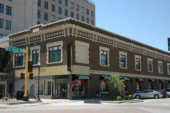 1921 &#8211; Merchants National Bank &#8211; 122 Broadway, Fargo, North Dakota