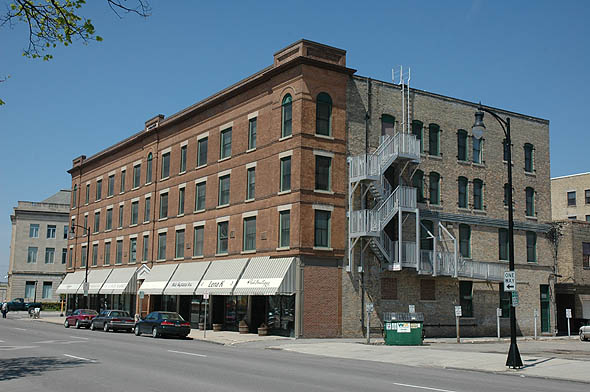 1910 &#8211; Pioneer Life Insurance Building, Fargo, North Dakota