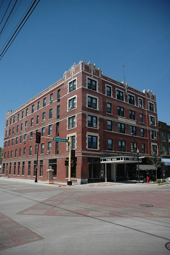 1919 – Powers Hotel, Fargo, North Dakota