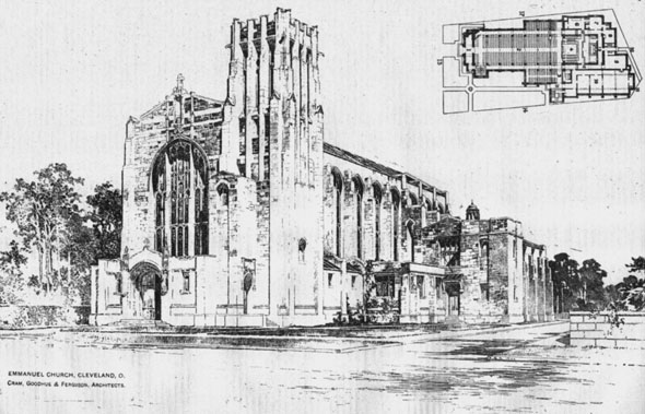 1905 – Emmanuel Church, Cleveland, Ohio