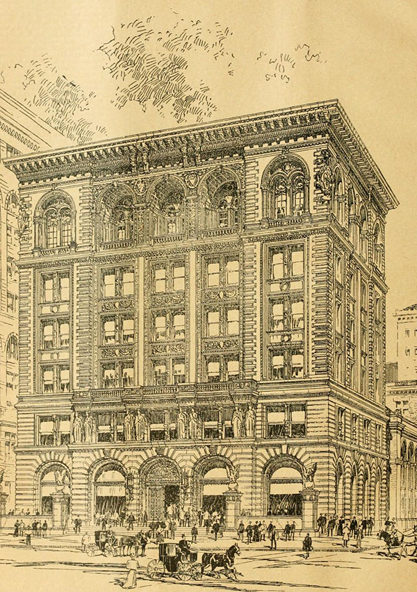 1898 – Chamber of Commerce Building, Cleveland, Ohio
