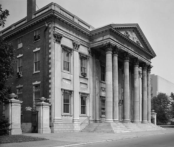 1797 &#8211; First National Bank, Philadelphia, Pennsylvania