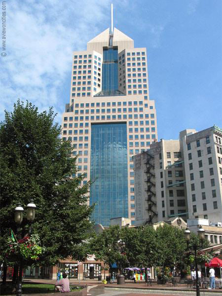 1988 – Fifth Avenue Place, Pittsburgh, Pennsylvania