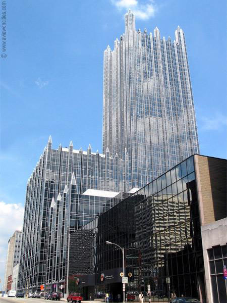 1984 – One PPG Place, Pittsburgh, Pennsylvania