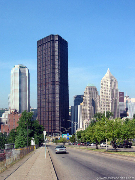 1970 – U.S. Steel Tower, Pittsburgh, Pennsylvania