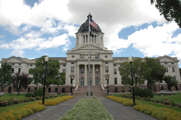 1910 &#8211; Capitol, Pierre, South Dakota
