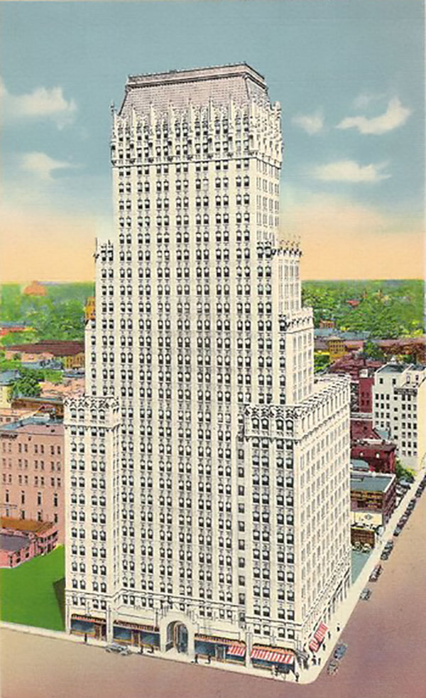 1928 – Sterick Building, Memphis, Tennessee