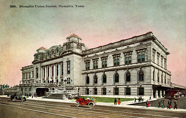 1912 – Union Station, Memphis, Tennessee