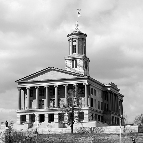 1859 – State Capitol, Nashville, Tennessee