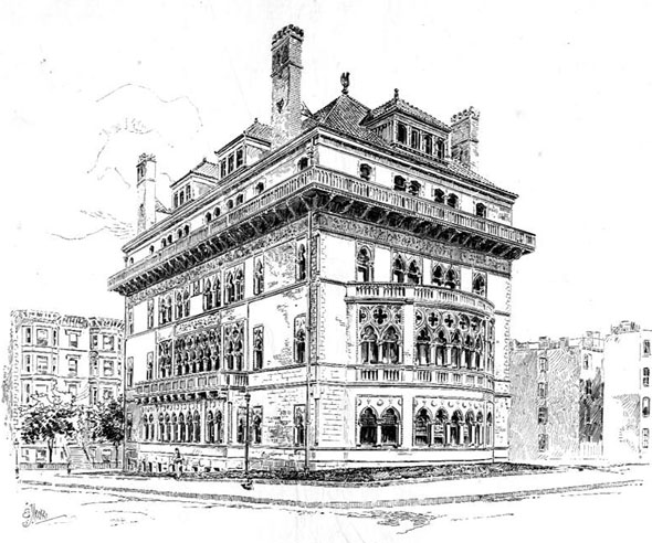 1892 &#8211; Montauk Club House, Brooklyn, New York