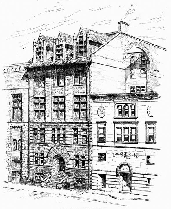 1892 &#8211; The Brearley School, New York