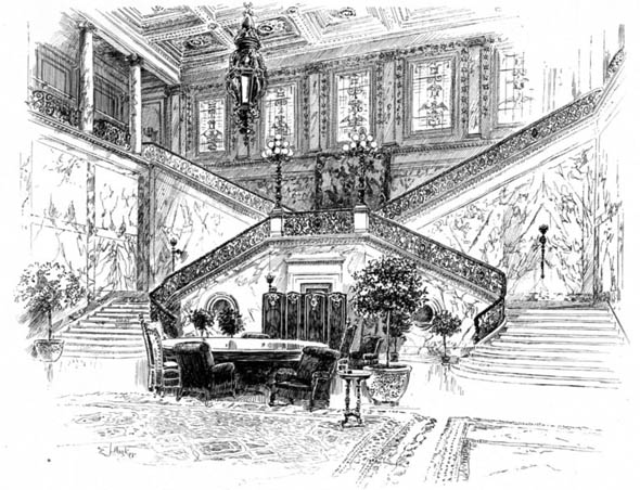 1893 – Metropolitan Club, New York