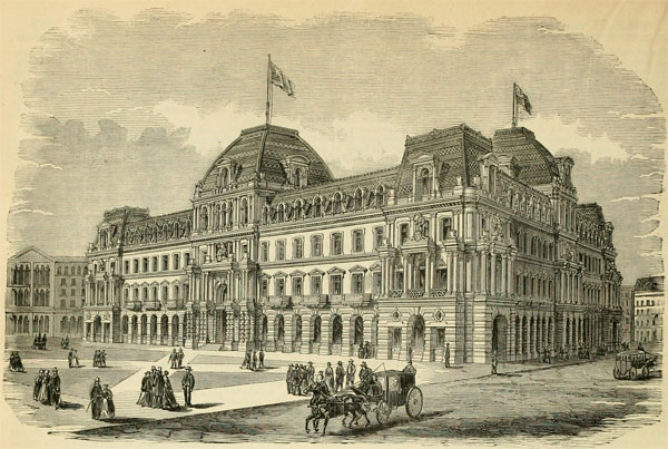 1880 – Post Office, New York