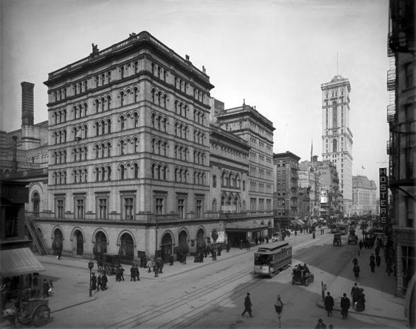 1883 – Old Metropolitan Opera House, New York
