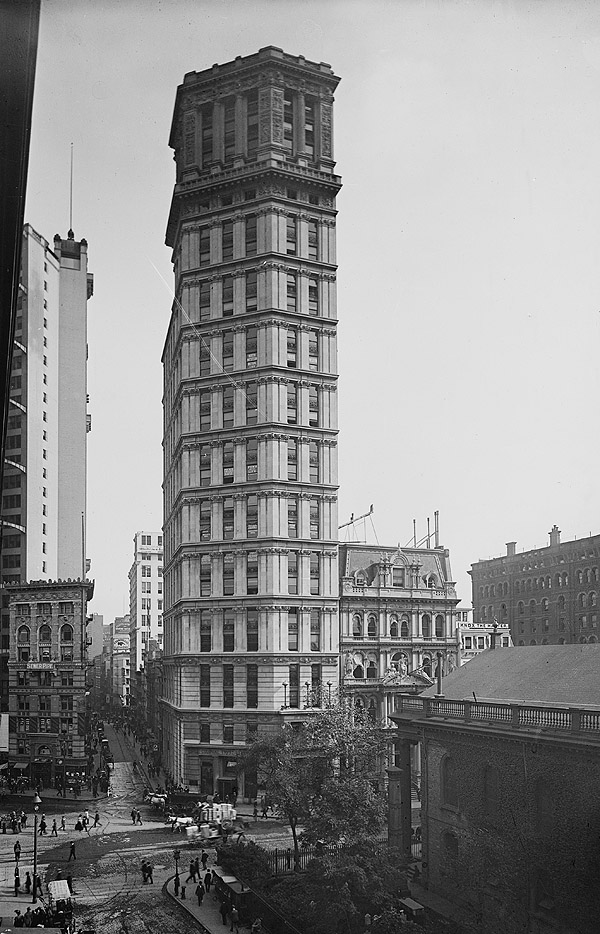 1898 – St. Paul Building, New York