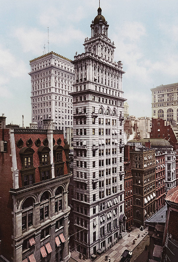 1897 – Gillender Building, New York