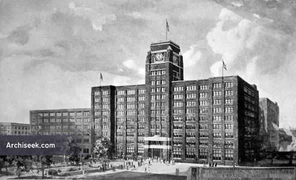 1912 – Starbucks Center, Seattle, Washington