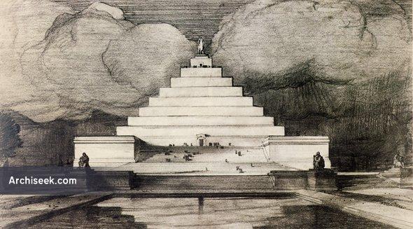 1912 – Lincoln Memorial Proposal, Washington DC