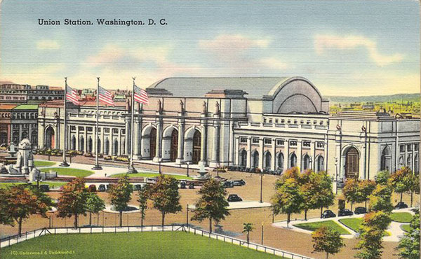 1907 – Union Station, Washington D.C.