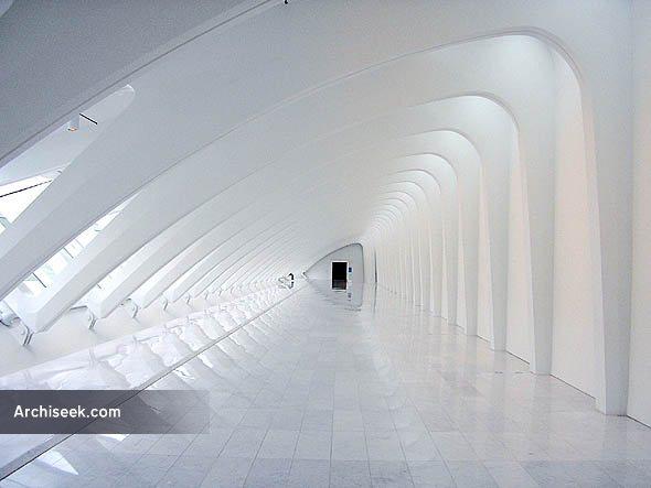 2001 quadracci pavilion milwaukee art gallery wisconsin architecture of wisconsin - Wallpaper corridor ...