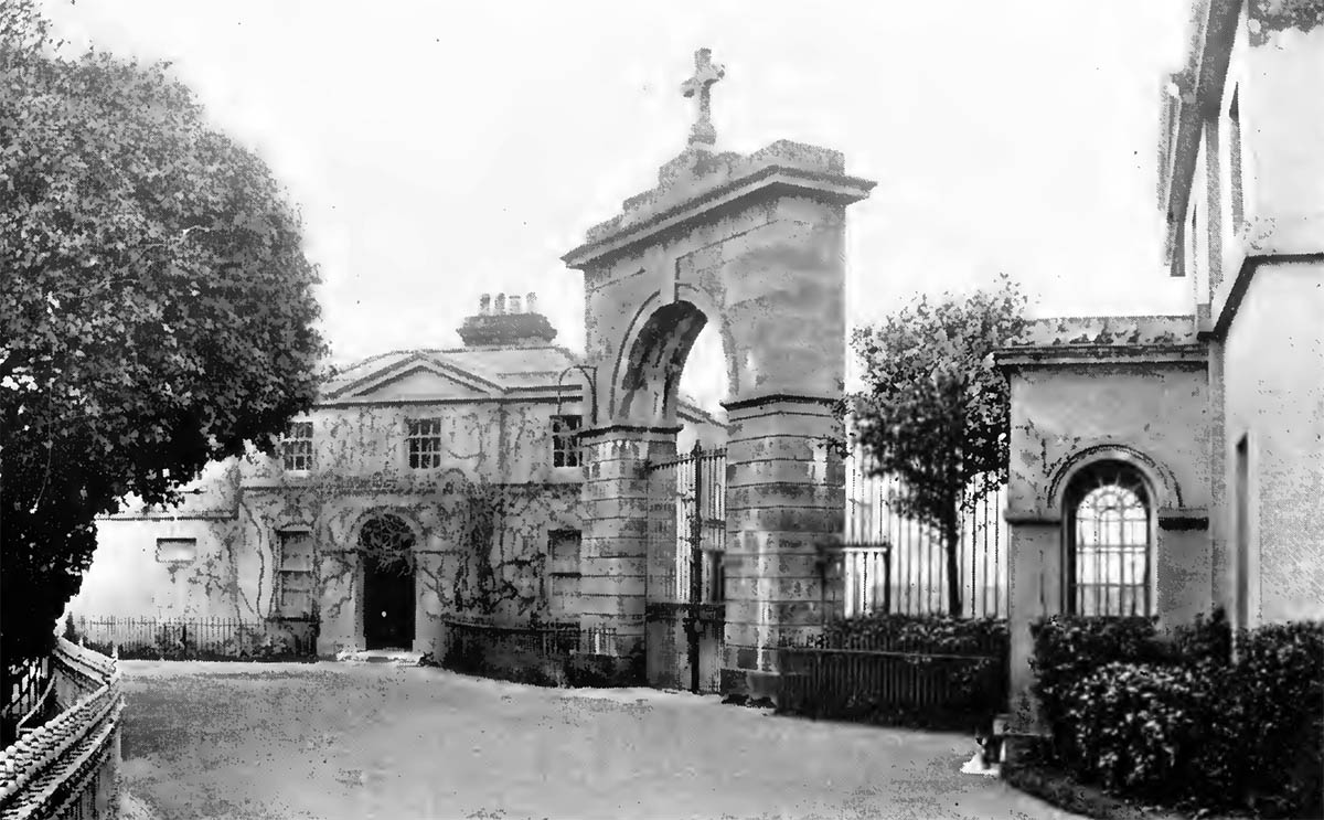 History of the Dublin Catholic cemeteries